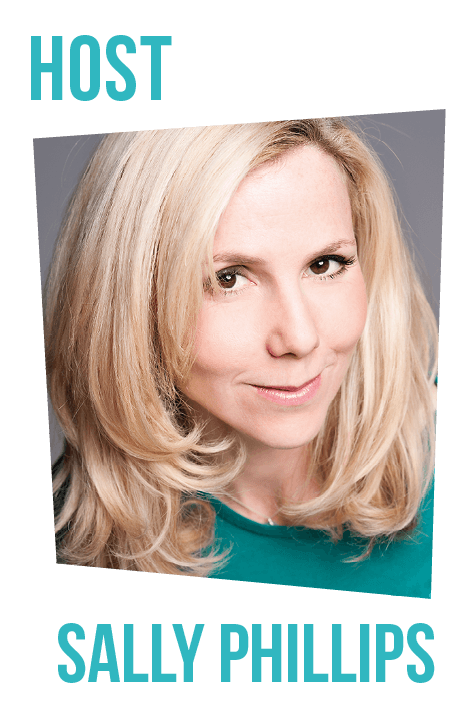 BAPS Awards Sally Phillips