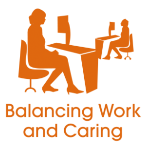 balancing work and caring