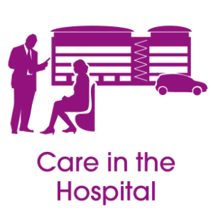 care in the hospital