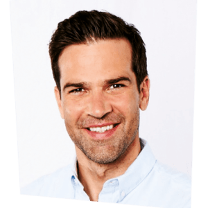 Gethin Jones Headshot
