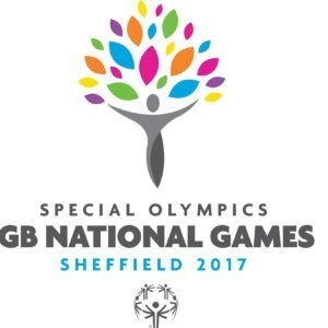 2017 Special Olympics GB National Games logo