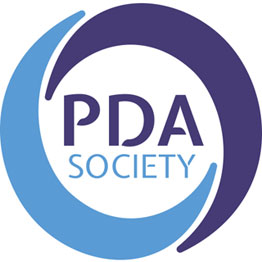 The PDA Society logo