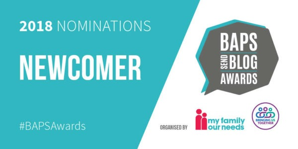 BAPS 2018 nominations for best newcomer