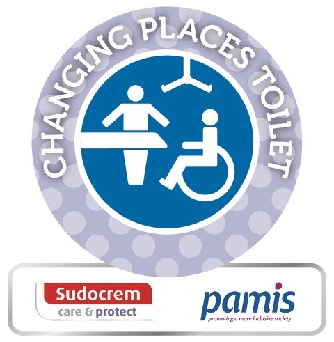 changing places toilet of the year sudocrem accessible toilets award