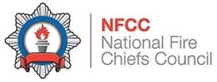 national Fire Chiefs Council logo who are offering advice on fire safety for disabled families
