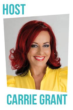 BAPS host Carrie Grant