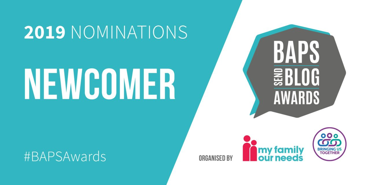 BAPS 2019 nominations for best newcomer