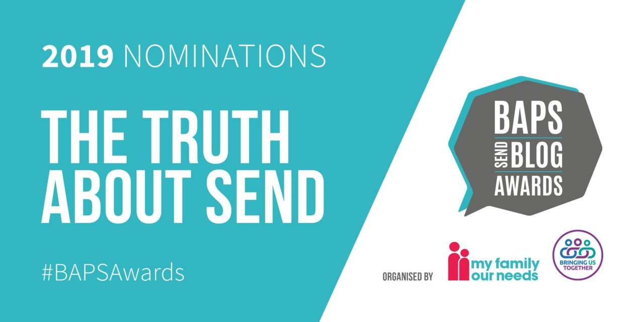 Nominations for the truth about send award
