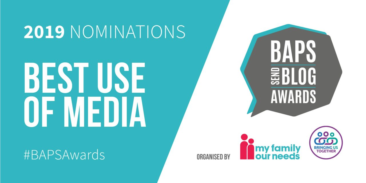 Baps awards nominations for best use media
