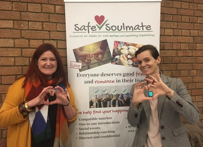 safe soulmate dating agency for adults aith autism and learning disabilities
