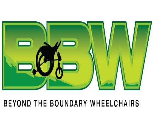 Beyond the Boundary Wheelchairs logo