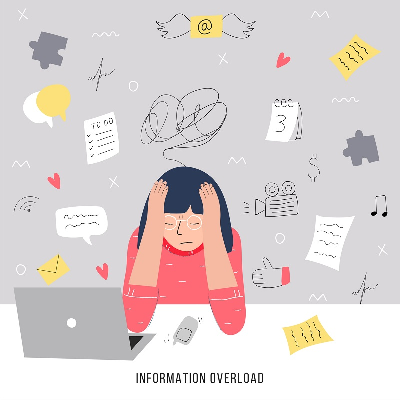 Information overload and stimming