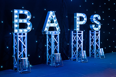 BAPS staging