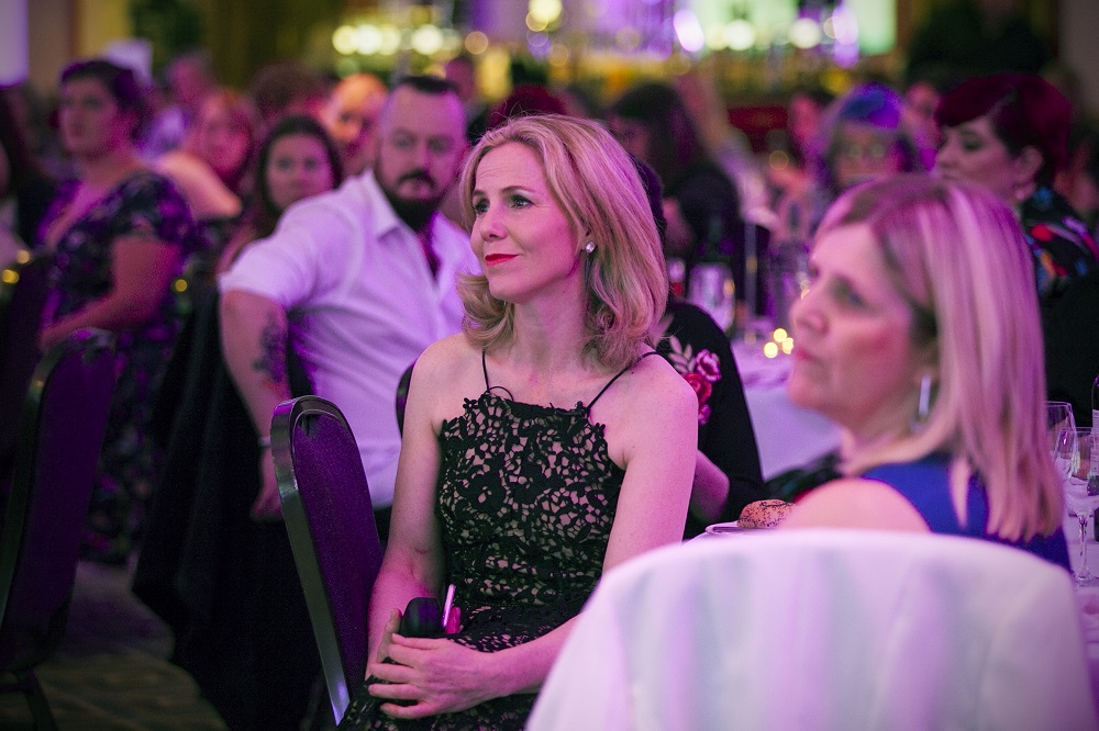 Baps Host Sally Phillips