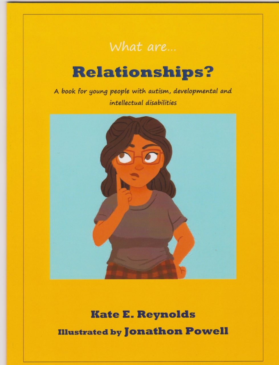 What are relationships book cover