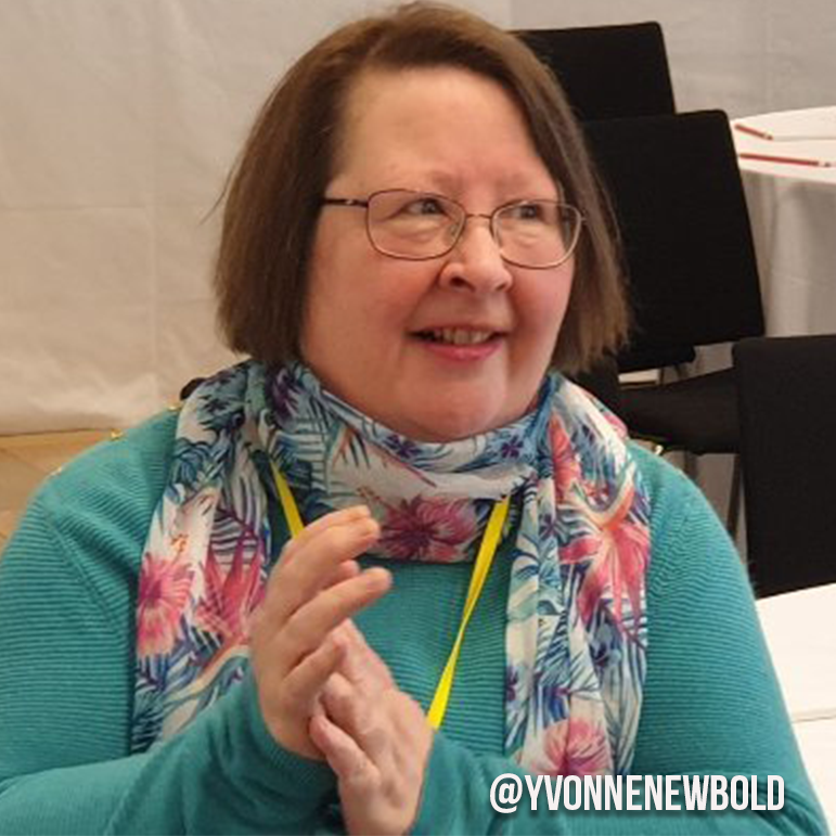Yvonne Newbold