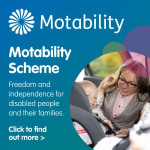Motability ad