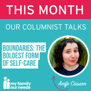 Aiofa Casson talks boundaries