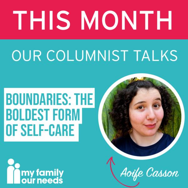 Aiofa Casson talks boundaries