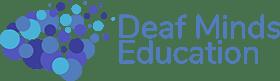 Deaf Minds Education logo