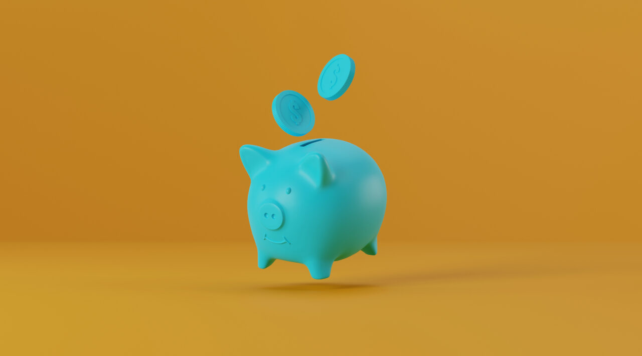 direct payments, piggy bank picture