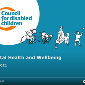mental health and wellbeing presentation
