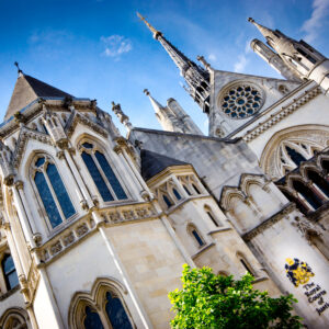 Royal Courts of Justice High Court abortion law case